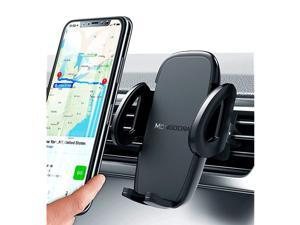 Universal Air Vent Car Phone Mount Holder Updated Version by  for Any Smartphone Car Cell Phone Holder Vent Phone Holder Car Vent Mount Air Vent Mount Holder for Women Men