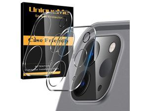 """2 Pack]  Camera Lens Protector for iPad Pro 2020/2021 [ 11"""" 12.9"""" ][New Version] Tempered Glass Screen Protector [Case Friendly] Easy Installation -Clear"""