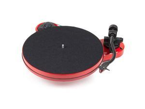 RPM 1 Carbon Manual Turntable (Red)