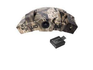 LCWF Hands Free Digital Camouflage Action Camera 1080P HD WiFi with Full Audio