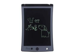 LCD Writing TabletElectronic Writing Drawing Board Doodle Board 85 Handwriting Paper Drawing Tablet Gift for Kids and Adults at HomeSchool and Office Black