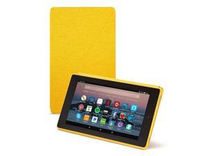 Fire 7 Tablet Case 7th Generation 2017 Release Canary Yellow