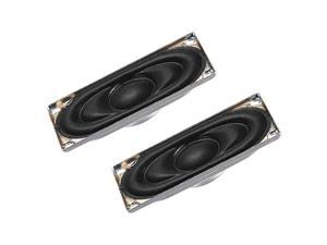 2W 8 Ohm Audio Speaker 20x40 mm Loudspeaker for Small Electronic Projects 2pcs