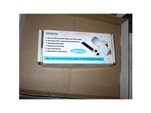 LightLid 35 35mm slide amp filmstrip scanning adapter for  flatbed scanners