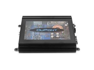 ZR10002 3Way 600W Car Amplifier