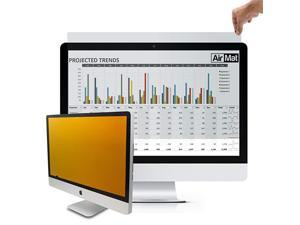 23 inch Computer Privacy Screen Filter for Widescreen Computer Monitor 169 Aspect Ratio Premium Gold Reversible AntiGlare Protector Privacy for Data Confidentiality by