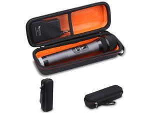 Hard Portable Case Compatible with Fifine Handheld Dynamic Microphone Wireless mic System K025Case Only
