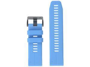 Quickfit Watch Band Vented Carbon Gray Titanium Bracelet