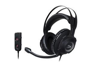 Cloud Revolver S - Gaming Headset with Dolby 7.1 Surround Sound - Steel Frame - Signature Memory Foam - Premium Leatherette - Detachable Noise-Cancellation Microphone