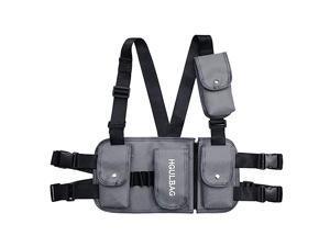 Fashion Chest Rig Bag Sport Daypack Tactical Chest Rig for Men Women