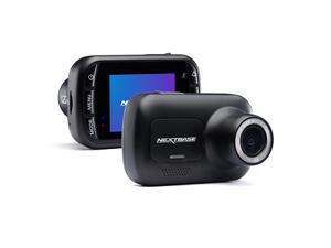 122 Dash Cam 2 HD Wireless Compact Car Dashboard Camera Intellegent Parking Mode Loop Recording Black