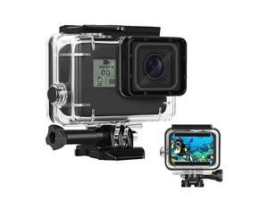 Waterproof Housing Case for GoPro Hero 765 Black2018  169FT60M Waterproof Case Diving Protective Housing Shell for GoPro Action Camera Underwater Dive Case Shell with Mount Thumbscrew