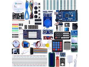 Mega 2560 Project The Most Complete Ultimate Starter Kit wTutorial Compatible with Arduino IDE