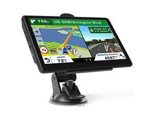 Navigation for Car Truck Latest 2020 Map Touchscreen 7 Inch 8G 256M Navigation System with Voice Guidance and Speed ??Camera Warning Lifetime Free Map Update