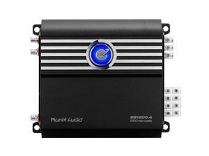 Audio BB2500.1 Big Bang 3 2500-Watt Monoblock Class D 1 to 8 Ohm Stable Monoblock Amplifier with Remote Subwoofer Level Control