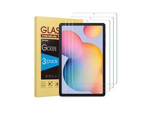 3Pack  Screen Protector Compatible with Samsung Galaxy Tab S6 Lite 104 Inch 9H Hardness Tempered Glass with S Pen Compatible Scratch ResistantBubble Free