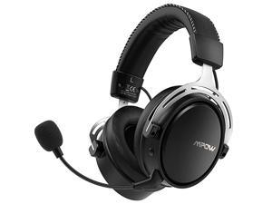 Air 24G Wireless Gaming Headset for PS5PS4PC Computer Headset with Dual Chamber DriverUpto 17 hours of Use Noise Cancelling Mic 3D Bass Ultra Light OverEar Gaming Headphones for Switch