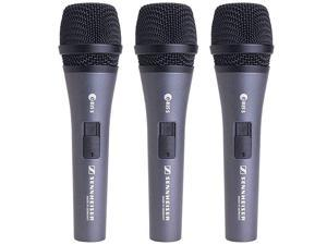 3PACK e 835S Dynamic Vocal Microphone