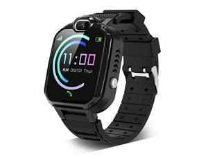 Smartwatch for Boys Girls Smart Watch for with Phone Calls 7 Games Mp3 Music Player Camera SOS Phone Watch for 412 Years Old Students Children Christmas Birthday Gift Black