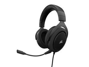 HS60 – 7.1 Virtual Surround Sound PC Gaming Headset w/USB DAC - Discord Certified Headphones – Compatible with Xbox One, PS4, and Nintendo Switch – Carbon