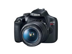 EOS Rebel T7 DSLR Camera with 18-55mm Lens   Built-in Wi-Fi   24.1 MP CMOS Sensor   DIGIC 4+ Image Processor and Full HD Videos