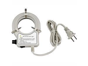 LED56SZK 56 Microscope Ring Light LED Ring Light Illuminator with Dimmer for Stereo Microscope