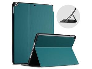 iPad 102 Case 2020 iPad 8th Generation 2019 iPad 7th Generation Case Slim Stand Protective Case Folio Cover for 102 iPad 8th Gen 7th Gen Teal