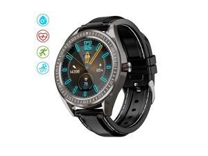 """Watch for Android and iOS Phone, Fitnees Tracker with 1.3"""" Full Touch Screen Pedometer Heart Rate Sleep Monitor Tracker IP68 Waterproof Watch for Men Women"""
