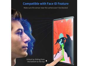 2 Pack Like Paper iPad pro 11 Screen Protector High Touch Sensitivity iPad Pro 11 Matte Screen Protector Compatible with iPad Pro 11 2020 amp 2018 Model AntiGlare Resistant Premium PET Film