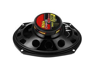 CH6940 Car Speakers - 500 Watts Of Power Per Pair And 250 Watts Each, 6 x 9 Inch , Full Range, 4 Way, Sold in Pairs, Easy Mounting
