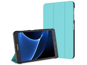 Case for Samsung Galaxy Tab A 101 2016 SMT580 T585 Not for 2019 Model Smart Cover with Auto SleepWake Blue
