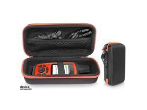 GPS Unit Case for Garmin inReach Explorer+ Handheld Satellite Communicator Built in mesh Accessory Pocket Elastics Secure Strap