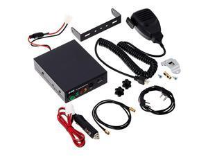 AMP-U25D Amplifier (Supports DMR) UHF (400-480MHz), 20-40W Output (2-6W Input), Analog and Digital Modes, Compatible with All Handheld Radios: , BaoFeng, Kenwood, Yaesu, ICOM, Motorola