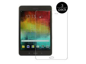Screen Protector Work for Samsung Galaxy Tab A 80 SMT350 8 Inch Tablet 3 Pack Ultra Thin Crystal Clear High Definition AntiBubble Cover Guard Screen Protector