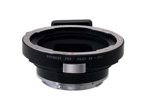 Pro Lens Mount Shift Adapter Hasselbald VMount Lenses to Canon EOS EF EFS Camera System Such as 7D 60D 5D Mark III and More