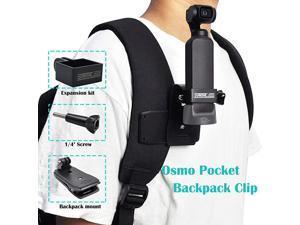 Pocket 2 Mount Tripod Backpack Clip Accessories for DJI Pocket 2OSMO Pocket Camera Stabilizer