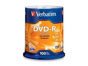 DVDR 47GB 16x AZO Recordable Media Disc 100 Disc Spindle 95102