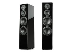 Prime Tower Speaker Piano Gloss Pair