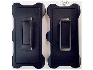 Belt Clip Holster for OtterBox Defender Series Case Samsung Galaxy S10 Plus (2 Pack)