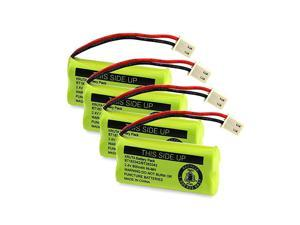 BT183342 BT283342 BT166342 BT266342 BT162342 BT262342 Battery Compatible with VTech CS6114 CS6419 CS6719 ATT EL52300 CL80112 VTech CS67192 Cordless Handsets Pack of 4