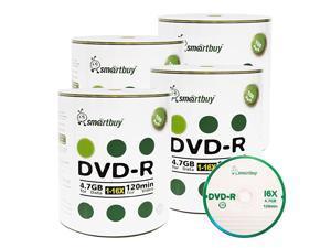 47gb120min 16x DVDR Logo Top Blank Data Video Recordable Media Disc 400Disc