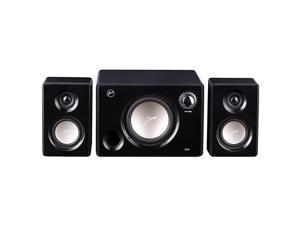 M10B Powered 21 Computer Speakers Surround Sound NearField Speakers Bookshelf Speakers Black