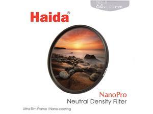 Nanopro 49mm MC ND64 Neutral Density 18 Filter 64xHd329449