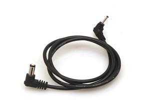 BMPCC 12V DC Power Supply Cable for Blackmagic Pocket Camera