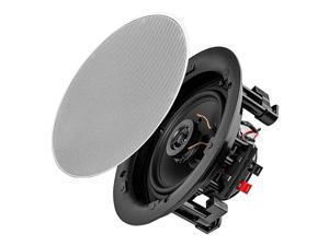 525 Trimless Thin Bezel inCeilinginWall Speaker Pair 75W ACE500