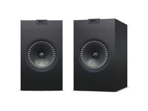 Q150B Q150 Bookshelf Speakers (Pair, Black)