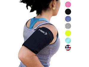 Armband Sleeve Best Running Sports Arm Band Strap Holder Pouch Case for Exercise Workout Fits i5S SE 6 6S 7 8 Plus iPod Android Samsung Galaxy S5 S6 S7 S8 Note 4 5 Edge LG HTC Pixel XL
