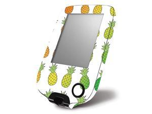 Skin Compatible With Abbott Freestyle Libre 1 2 Rainbow Pineapples | Protective Durable and Unique Vinyl Decal wrap cover | Easy To Apply Remove and Change Styles | Made in the USA
