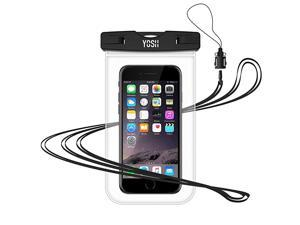 Waterproof Phone Lanyard Pouch Cell Phone Dry Bag Underwater for iPhone11 Pro Max XR XS X 8 7 6 SE Galaxy Pixel up to 70quot Crystal IPX8 Water Proof Phone Case for Beach Kayaking Travel Bath