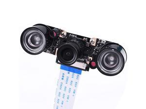 for Raspberry Pi Camera Module 5MP 1080P Ov5647 Sensor HD Video Webcam Supports Night Vision SC15